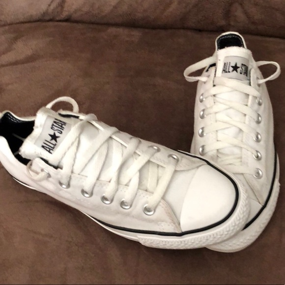 size 7 in converse what size in vans